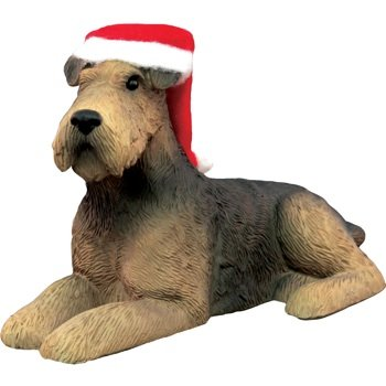 Ornament Airedale Terrier