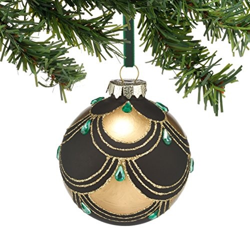 Department 56 Gallery Scallop Pattern Ball Ornament
