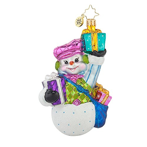 Christopher Radko Cool Delivery Christmas Ornament