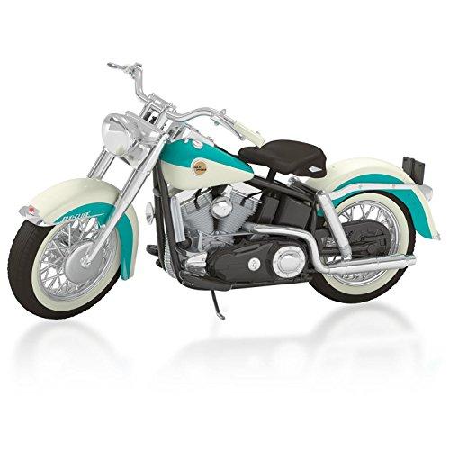 Harley-Davidson 1958 FLH Duo-Glide Motorcycle Ornament 2015 Hallmark