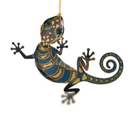 Baldwin Gecko  Ornament