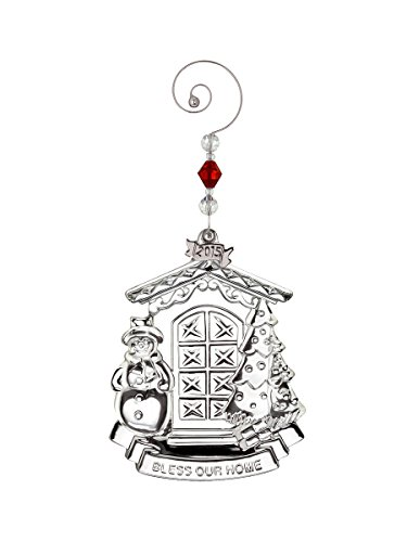 Waterford 2015 Lismore Celebrations Red Ornament