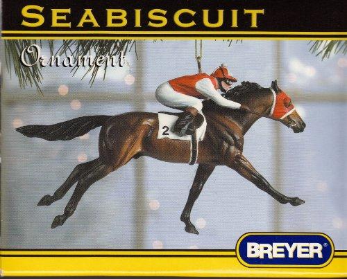 Breyer Seabiscuit Ornament 2003