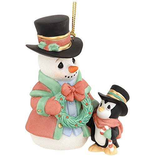 "Precious Moments ""All Decked Out For The Holidays"" Ornament"