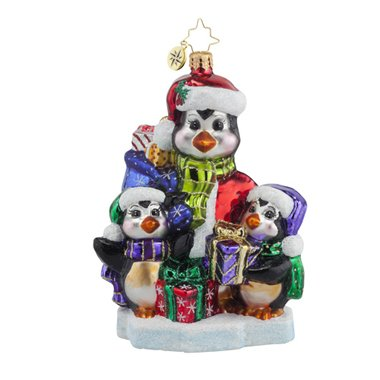 Christopher Radko A Gift for Everyone Christmas Ornament