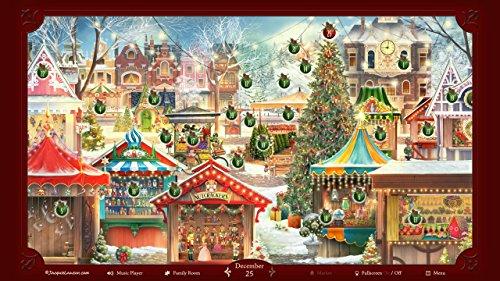 Jacquie Lawson Christmas Market Advent Calendar [Online Code]