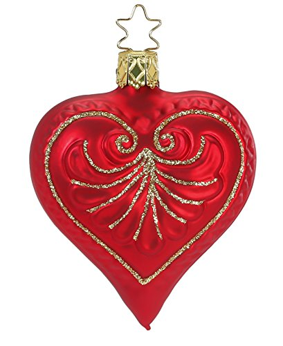 Innocent Heart, #1-135-15, from the 2015 Innocent Hearts Collection by Inge-Glas Manufaktur; Gift Box Included