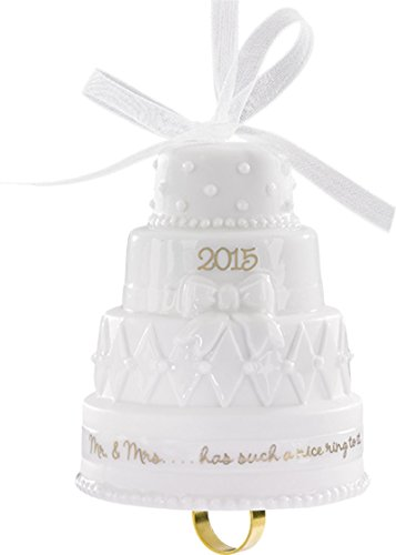 2015 First Christmas Together – Cake Carlton Ornament