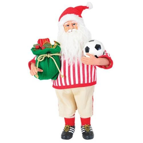 Santas Workshop Inc. 8520 Soccer Santa