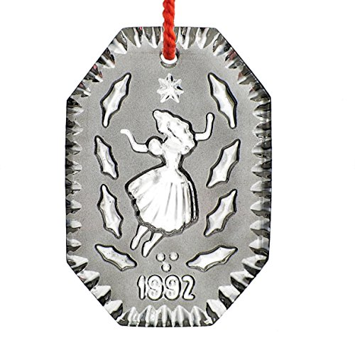 Waterford 12 Days of Christmas 1992 Annual Ornament – 9 Ladies Dancing