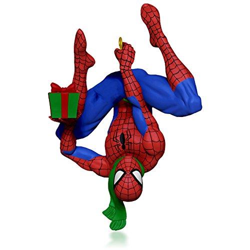Hallmark Keepsake Ornament: MARVEL Spider-Man Spidey's Holiday Spirit
