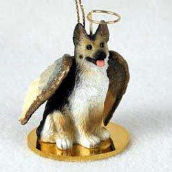 Christmas Ornament: German Shepherd