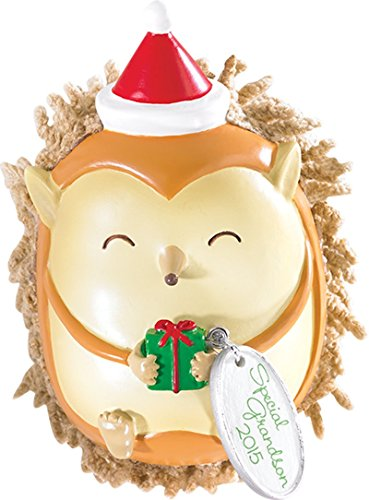 2015 Grandson Carlton Ornament