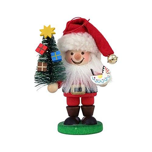 "13-0800 – Christian Ulbricht Ornament – Santa – 4″""H x 3″""W x 2″""D"