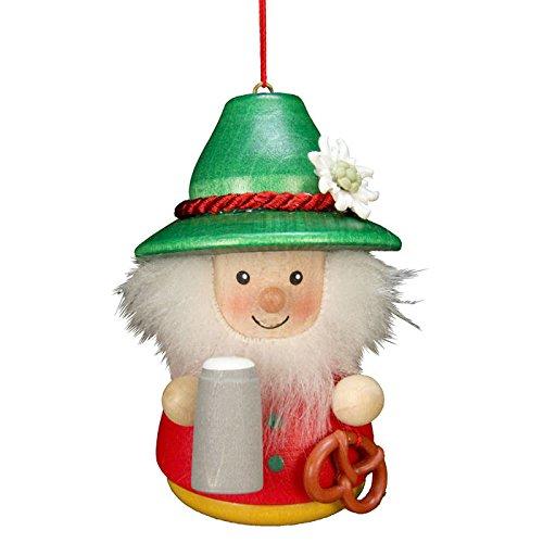 "15-0413 – Christian Ulbricht Ornament – Bavarian – 3.25″""H x 2″""W x 2.5″""D"