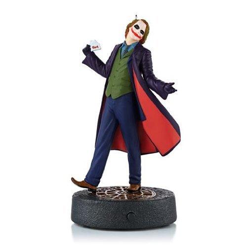 Hallmark Keepsake Ornament the Joker Batman 2013