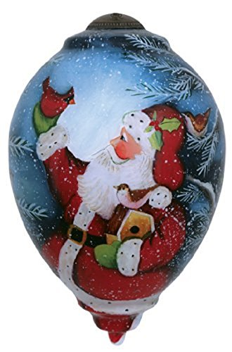Ne'Qwa Penguin Holiday Ornament
