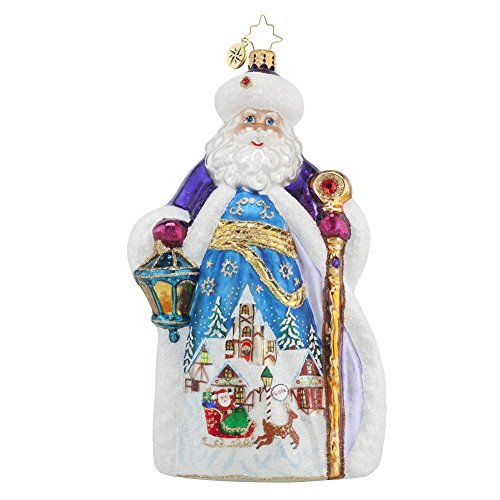 Christopher Radko Winter Dream Nicholas Limited Edition Christmas Ornament