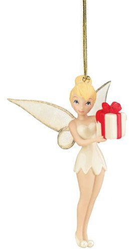 Lenox 2013 Disney's Pixie Present Ornament