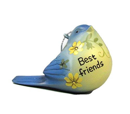 Best Friends Blue Bird Ornament