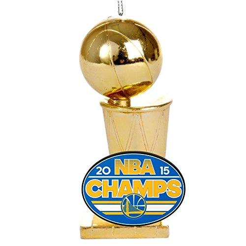 Golden State Warriors 2015 Nba Champions Trophy Ornament