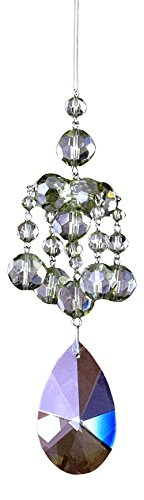 Sage & Co. XAO13798TN Chandelier Drop Crystal Ornament