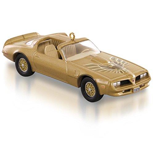 1978 Pontiac Trans Am Special Edition Classic American Car Ornament 2015 Hallmark
