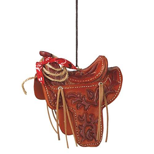 Saddle Ornament