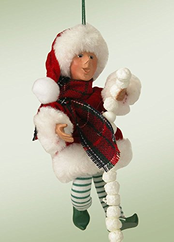 Byers Choice Pops Tree Ornament