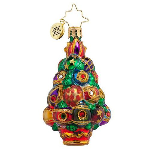 Christopher Radko Christmas Spree Tree Ornament