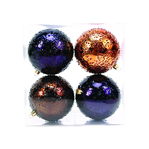 Sage & Co. 432F110123 Classic Ball Ornament Assortment