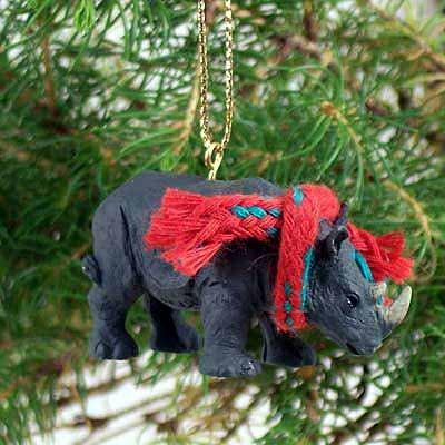Conversation Concepts Rhinoceros Original Ornament