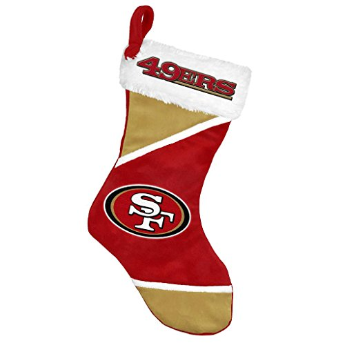 NFL San Francisco 49ers 2014 Colorblock Stocking
