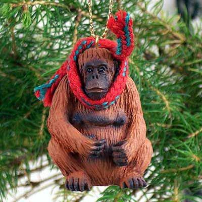 Conversation Concepts Orangutan Original Ornament