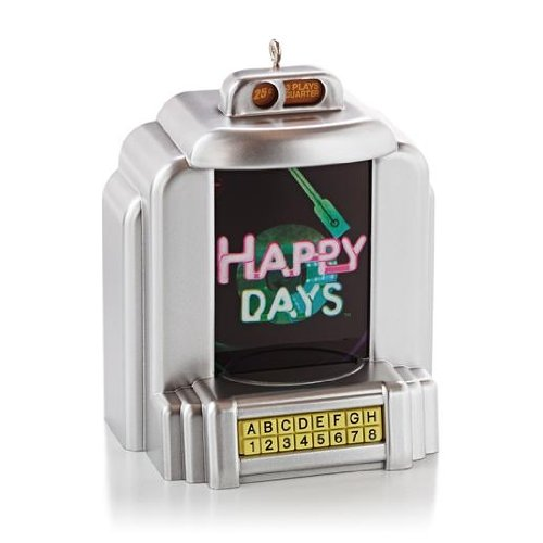 Happy Days 2013 Hallmark Ornament