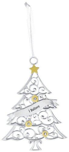 Joyous Wishes Christmas Tree Ornament – I Believe