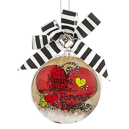 Enesco Suzy Toronto Forever Friends Ornament 3 IN
