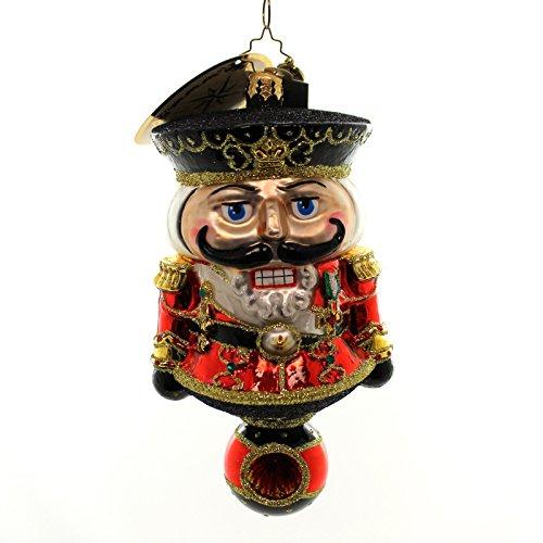 Christopher Radko Herr Cracker Limited Edition Nutcracker Christmas Ornament