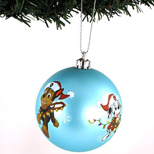 Paw Patrol Kurt Adler Ornament Gift Boxed (Snow Way!)