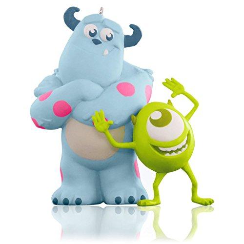 Hallmark Keepsake Ornament: Disney/Pixar Monsters Inc. Little Monsters Mike Wazowski and Sulley