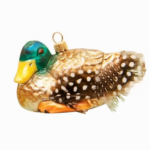 Ornaments to Remember: DUCK Christmas Ornament