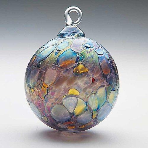 Glass Eye Studios Slate Glass Ornament