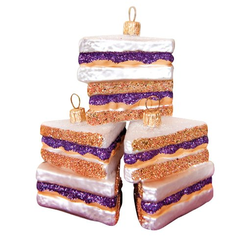 Ornaments to Remember: P B & J SANDWICH Christmas Ornament (w/crust)