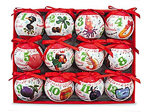 Hawaiian 12 Days of Christmas Mele Kalikimaka Gift Set-New for 2015