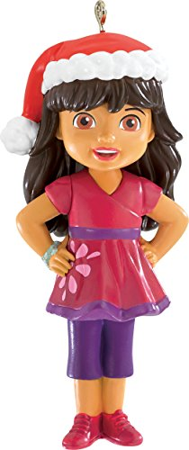 2015 Dora And Friends Carlton Ornament