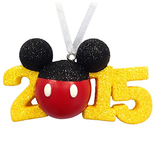 Hallmark Disney Mickey Mouse 2015 Ornament