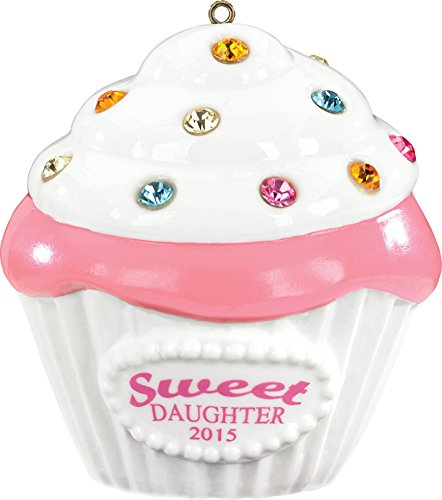 2015 Daughter – Cupcake Carlton Ornament