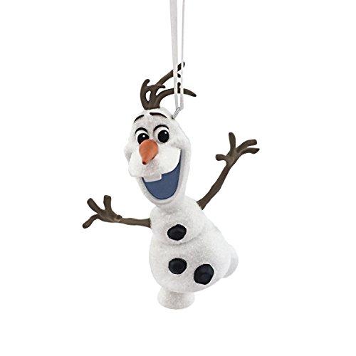 Hallmark Disney Frozen Olaf Skating Christmas Ornament