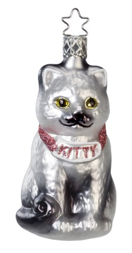 Kitty, #1-119-14, by Inge-Glas of Germany
