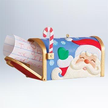 Letters To Santa 2011 Hallmark Ornament – QXG4739